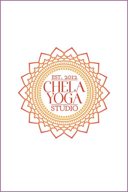 Chela Yoga Logo