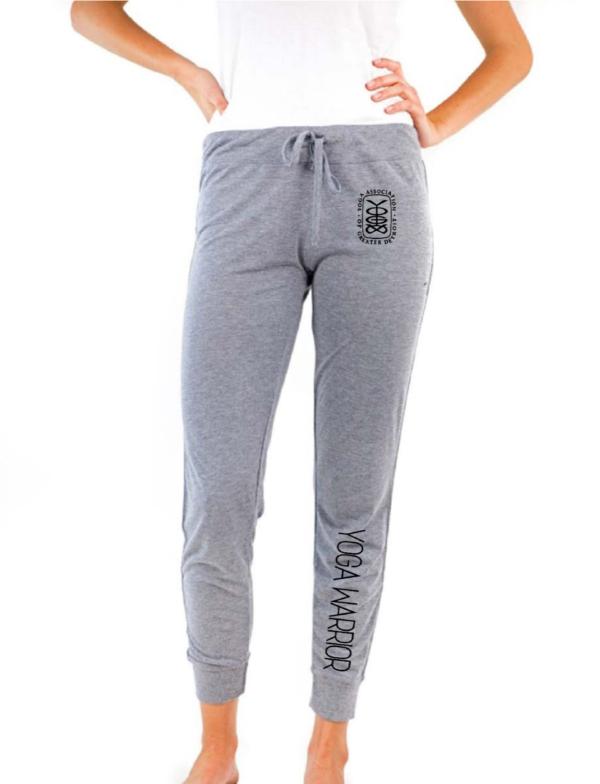 Yoga Warrior jogger sweatpants